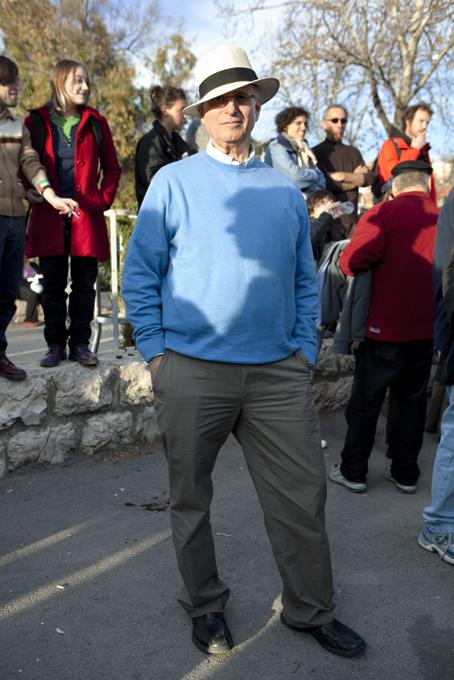 Prof. Emeritus Yaron Ezrachi | Political science department, Hebrew University