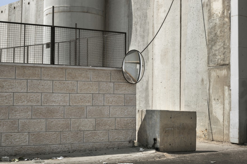 Bethlehem Checkpoint, West Bank