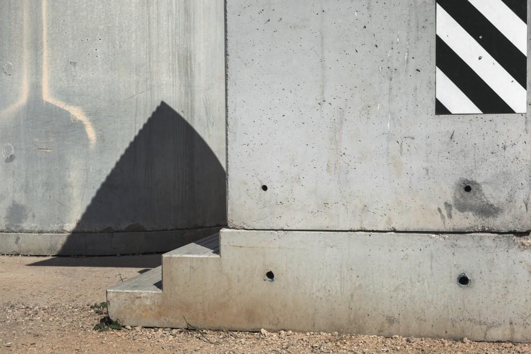 Baqa ash-Sharqiyya, Checkpoint, West Bank
